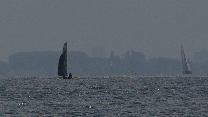 ULTRAMRIN Boatshow - Weta 4.4 auf und davon...